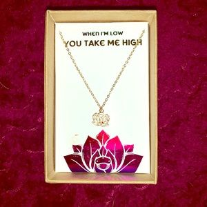 "Jewelry - 16"" 24K Gold Chakra Necklace"